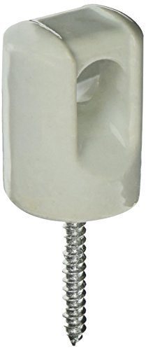 (Morris 21892 Service Insulator Wire Holder, Lag Type, 1/4