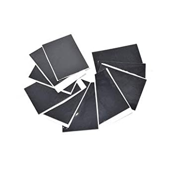10 PCS Gum Battery Silicone Non-slip Pads for RC Multirotor FPV Racing Drone – RC Toys & Hobbies Multi Rotor Parts – 1x battery non-slip pads