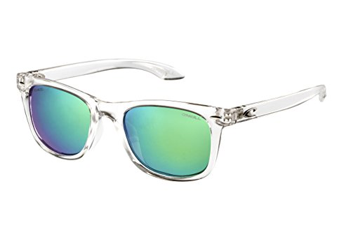 O'Neill Tow 109P Wayfarer Sunglasses, Gloss Clear - O Neill Sunglasses