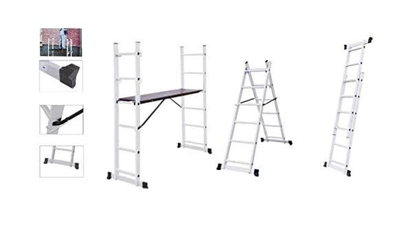 Andamio Aluminio Convertible 2x6 160 Cm - Codiven: Amazon.es: Instrumentos musicales