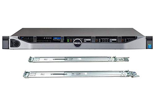 Dell PowerEdge R630 Server Bundle Including, 2 x Intel Xeon E5-2620 v4 8-Core 2.1GHz CPU, 64GB DDR4 RAM, 7.68TB SSD, RAID, New Rail Kit, 3 Years Warranty