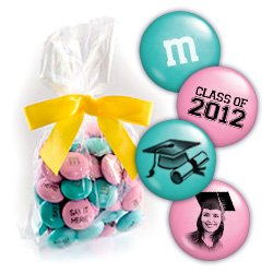 Amazon Com Favor Bag With Ribbon With Personalized M M S Health