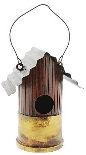 Joy of Giving Shotgun Shell Novelty Birdhouse Resin