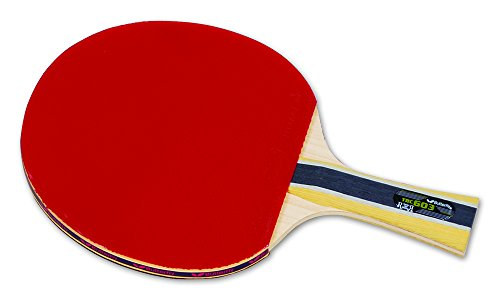 Amazon.com : Butterfly 603 Table Tennis Racket Set - 1 Ping Pong ...