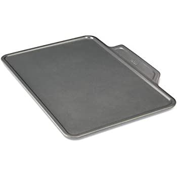 All-Clad J2574364 Pro-Release cookie sheet, 17 In x 11.75 In x 1 In, Grey