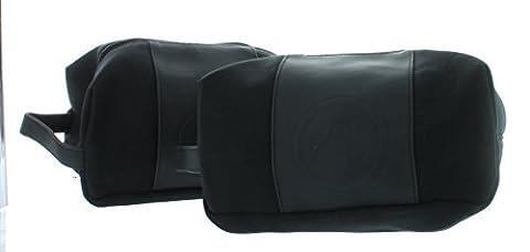 Lot of 2 The Golden Secret Travel Bag Toiletry Case Dopp Kit Antonio Banderas by Antonio Banderas - Antonio Banderas Fragrances