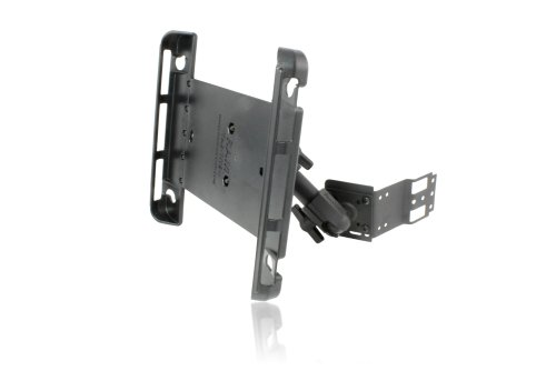 Padholder Ram Series Spring Loaded Holder 2005-2009 Ford Mustang for iPad & Other Tablets by PADHOLDR