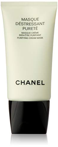 Chanel Masque Destressant Purete Purifying Cream Mask for Unisex, 2.5 Ounce
