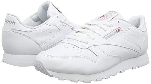 Reebok Classic Damen Sneakers, Weiß (Int-White), 38.5 EU / 5.5 UK / 8 US 7