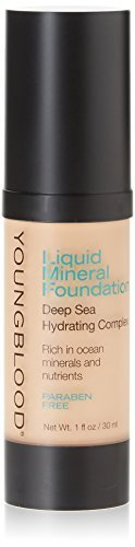 - Youngblood Liquid Mineral Foundation, Sun Kissed 1 oz by Youngblood