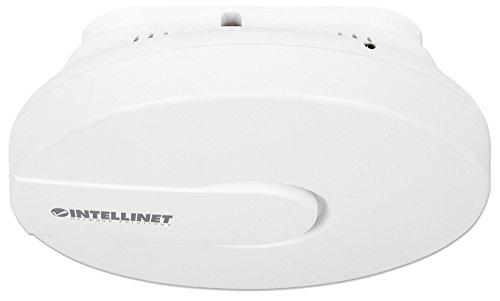 Intellinet 300N Ceiling Mount POE AP - Intellinet Wireless Mimo