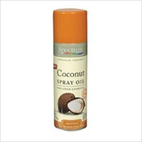 Spectrum Coconut Spray 6 ounces Pack
