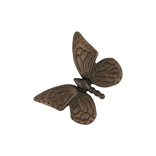 Monarch Butterfly Doorbell Ringer - Oiled Bronze