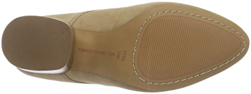 French Connection Dinah, Stivali Bassi con Imbottitura Leggera Donna Marrone (Braun (Indian Tan 328))