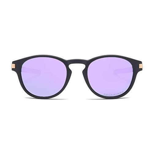 Soleil Lens Sakuldes Frame et Soleil Purple pour Black rétro à Red Color de UV400 Black lentilles Lens de Lunettes Hommes Femmes Lunettes Frame BBqrE4g