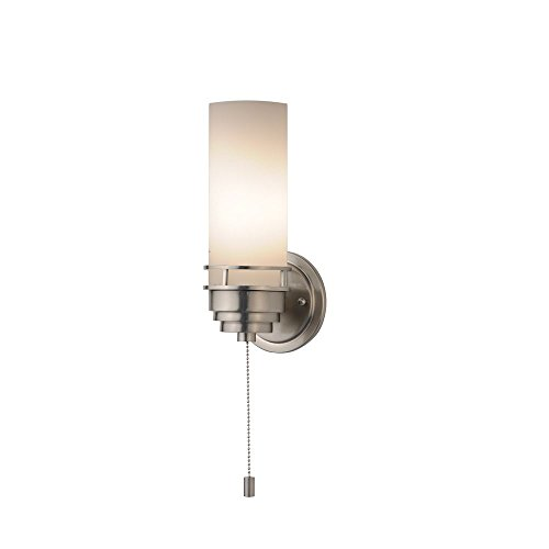 Light Sconce with Pull-Chain Switch ()
