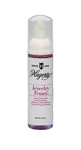 - W. J. Hagerty Jewelry Foam Pump, 2.5-Ounce