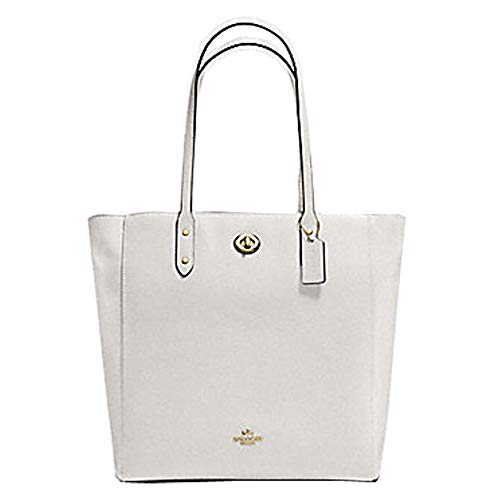 (TOWN TOTE IN PEBBLE LEATHER )