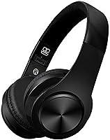 CIC Fone De Ouvido Dobrável Bluetooth Microfone Atende Ligacao Cancelamento de Ruído e Som Stéreo Integrado e Suporte...