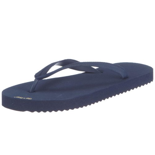 Mujer Deep Originals Azul Chanclas Flop Night Flip para qxIw5YcR