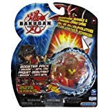 - Bakugan Series 1 Classic Booster Pack Translucent Subterra [Brown] Reaper