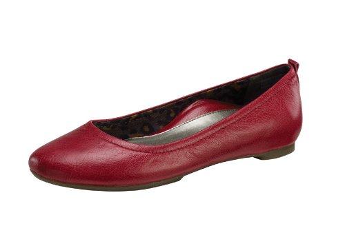 (Aetrex Women's Essence? Erica Ballet Flat Bright Rose Flat 8.5 M (B))