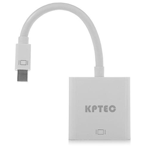 KPTEC Mini DisplayPort (Thunderbolt) to HDMI Adapter for