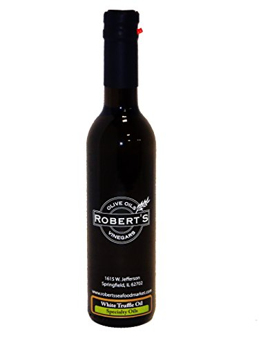 (Robert's Extra Virgin Infused Olive Oil - White Truffle (200ml))