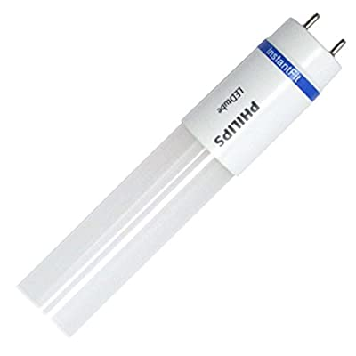 Philips 469304-7T8 LED/24-5000 IF 2 Foot LED Straight T8 Tube Light Bulb for Replacing Fluorescents