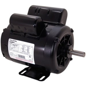 5 HP SPL 3450rpm P56 Frame 230 Volts Replacement Air Compressor Motor - Century Motor # B385