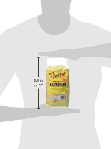 Bobs Red Mill Golden Masa Corn Flour, 1.63 Pound by Bob's Red Mill (Image #6)
