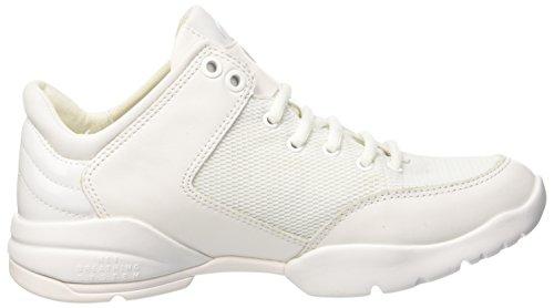 Geox Dame D Sfinge En Sneaker Weiß (Hvidc1000) 00EadnPNPE