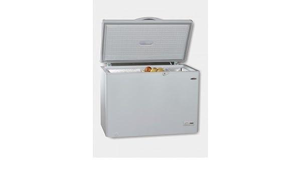 Congelador Rommer Ch355 A+ 290 Litros 85x125x60 Luz Horizontal ...