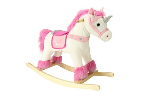 Animal Adventure Fantasy Unicorn Rocking Chair (Chair Horse)