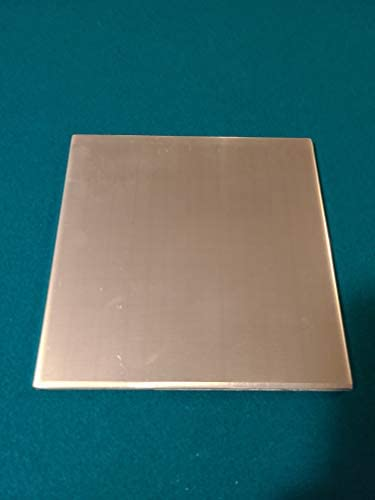 0.090アルミニウムシート 5052 H32 24インチ x 36インチ 1枚