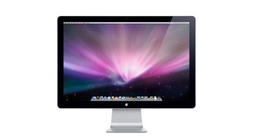 Apple LED Cinema Display 24-Inch MB382LL/A (Renewed) ()