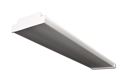 LED Recessed Troffer | 2x4 4200 Lumen with 2x18W LED T8 4000K Lamps Included | Extreme Energy Efficiency | Great For Commercial and Industrial Applications | (10 Pack) by Select Lighting