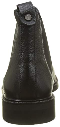 Puppies Noir Chelsea Hush Homme 8 Bottines noir Luc 6nqxZR