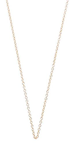 Helen Ficalora Fine Chain Yellow Gold 18 in by Helen Ficalora