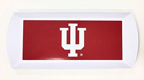 (NCAA Melamine Relish Serving Tray (Indiana Hoosiers))