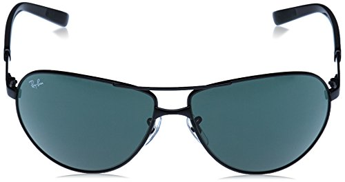 Matte Sol Adulto 64 Gafas 71 006 0RB3393 Green RAYBAN Black Unisex Negro de XzxwnTO