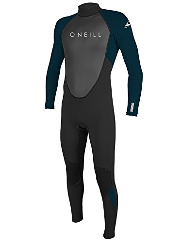 O'Neill Reactor 2 Men's 3/2mm Full Wetsuit L-Short Black/slate (5283IS) 3mm Full Wetsuit Diving Suits