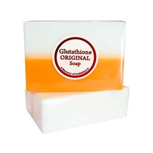 Professional Whitening Kojic Acid & Glutathione Dual Whitening/Bleaching Soap Appx. Relumins