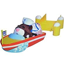 Zhu Zhu Hamster Speed Boat and Dock