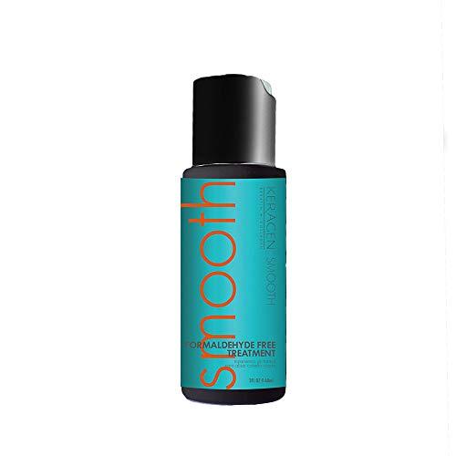 Keragen, Hair Smoothing Treatment Zero, Formaldehyde Free, 2 ounces
