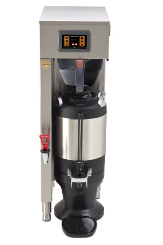 G4 Server (Wilbur Curtis G4 ThermoPro Single Coffee Brewer, 1.5 Gallon, Dual Voltage - Commercial Coffee Brewer  - G4TP2S63A3100 (Each))