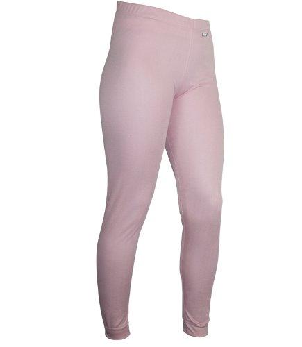 Polarmax Women's Double Base Layer Pant (Pink, Large) -