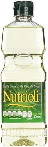 Nutrioli Aceite Vegetal De 400 ml