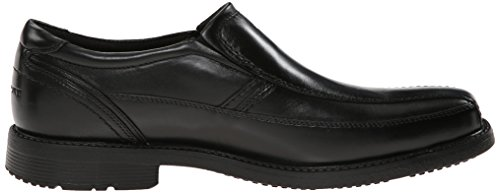 Rockport Herren Style Leader 2 Bike Slip-On Loafer- Schwarz