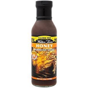 Walden Farms, Honey Barbeque Sauce, 12 oz